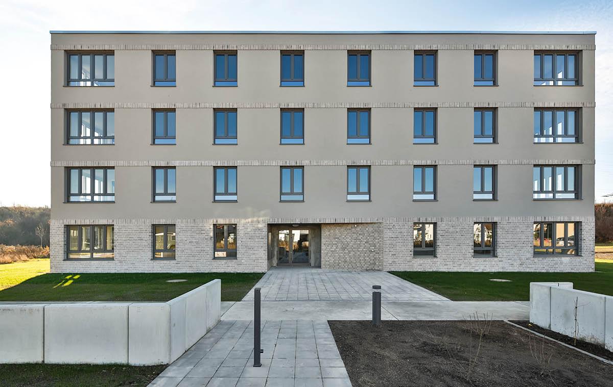 Architekten Ulm mehrfamilienhaus in neu ulm rc studio carnevale weinreich