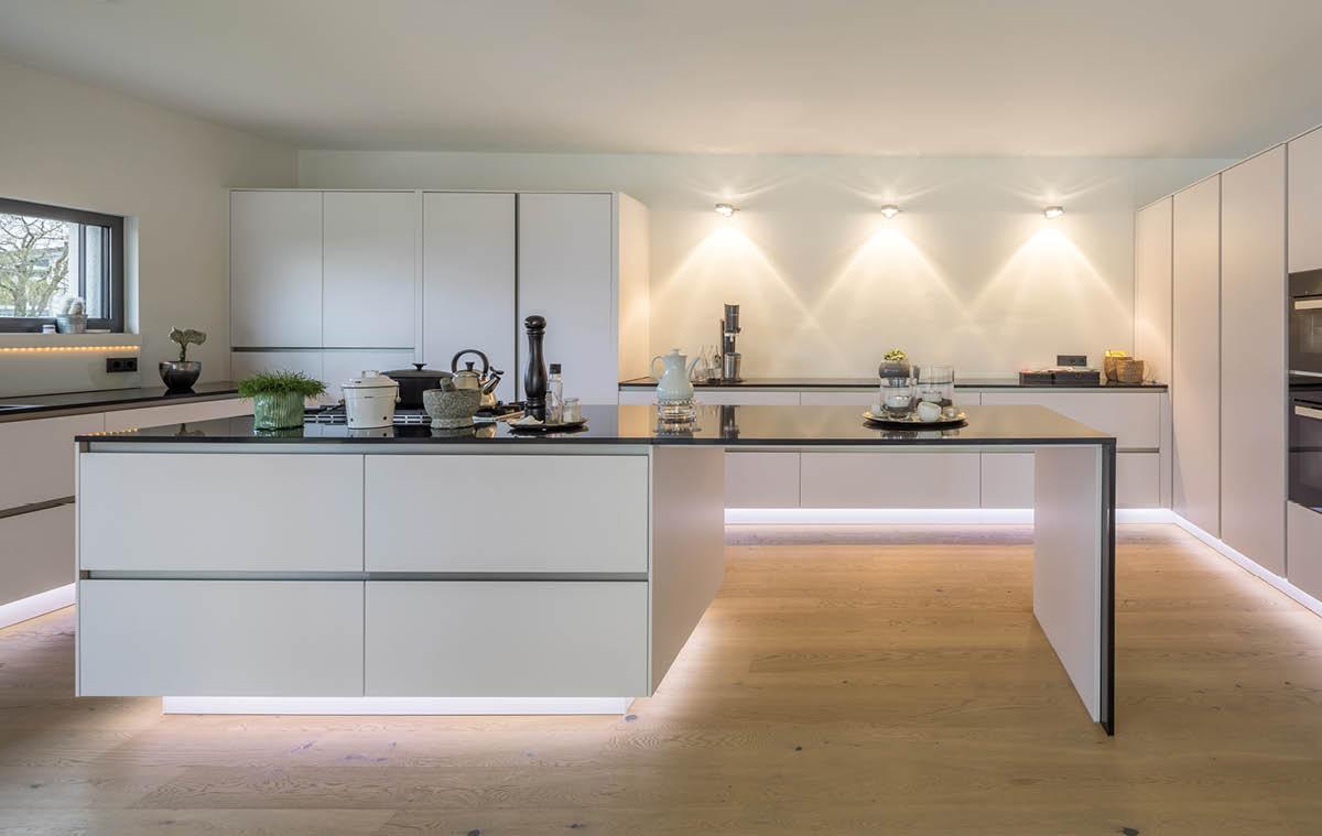 Interior design - Lighting in the Kitchen