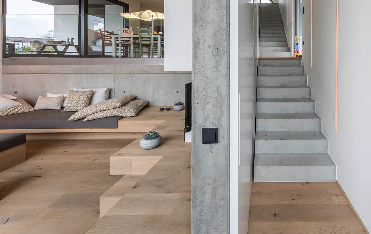 Treppen architektur einfamilienhaus  Interior Design Treppen | /rc-studio carnevale & weinreich ...